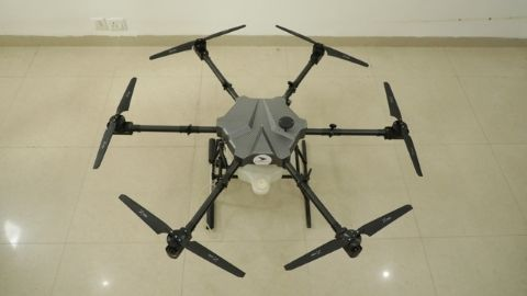 Small Category Multirotor Drone Pilot Course at Indian Institute of Drones