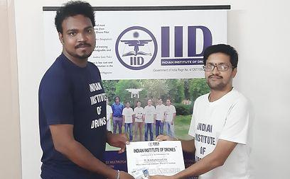 IID Batch 123
