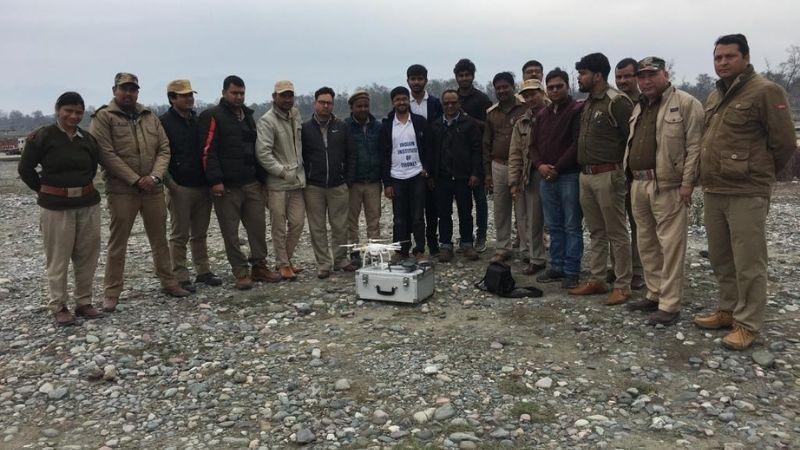 Organizations Trained by Indian Institute of Drones