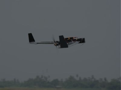 Fixed-wing Drone Pilot Course at Indian Institute of Drones