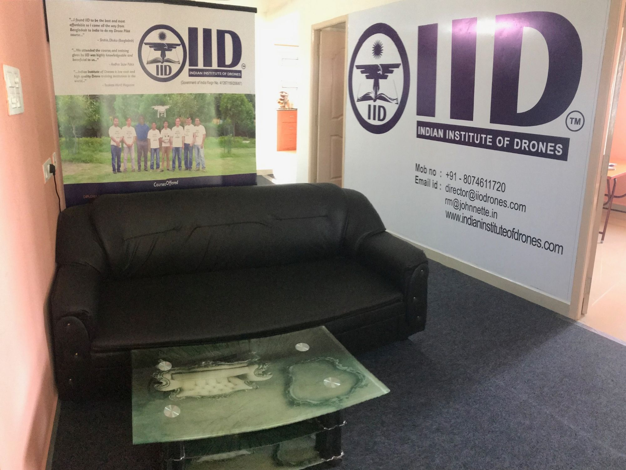 IID Centre in Chennai