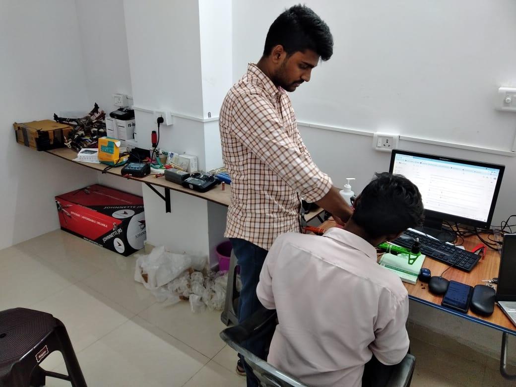 IID Centre inHyderabad