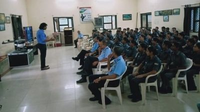 Indian Institute of Drones Awareness Campaign on Drone Technologies, at NCC Air-Wing